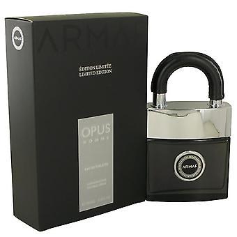 Armaf Opus Eau De Toilette Spray (Limited Edition) By Armaf 100 ml