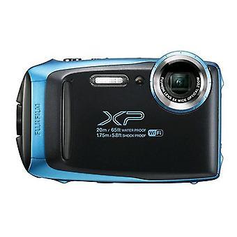 Fujifilm finepix xp130 fotocamera digitale compatta 16.7megapixel zoom ottico 5x waterproof blu