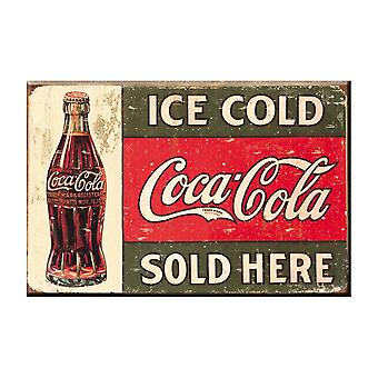 Coca-Cola Ice Cold Logo Magnet