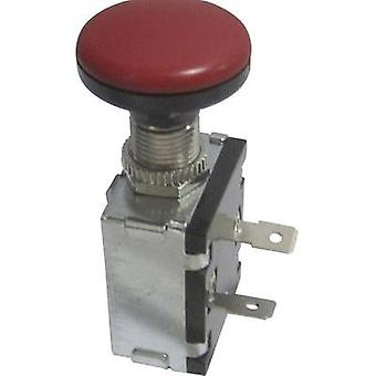 SCI A3-26B-SQ RED Car Pull Switch 30A Off/On