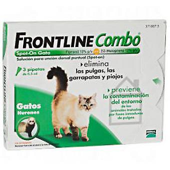 Frontline Spot Combo Pipettes Cat