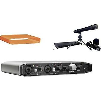 Audio interface Tascam Monitor controlling, incl. software