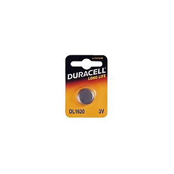 Duracell Lithium Knopf Zelle Batterie DL1620