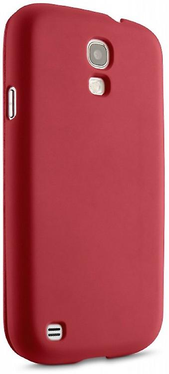 Belkin Micra Folio Cover Case F8M564btC01 Samsung Galaxy S4 i9500 i9505 red