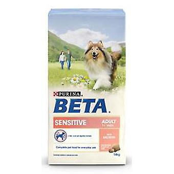 Beta Adult Sensitive Salmon & Rice14kg