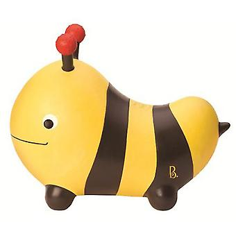 B. Bee inflatable jumping uncy ing zzi (Garden , Games , Jumping Stilts)