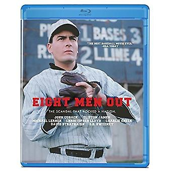 Eight Men Out [Blu-ray] USA import