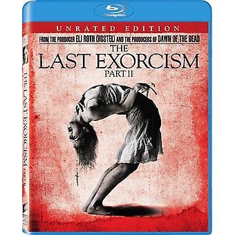 Last Exorcism Pt. 2 [BLU-RAY] USA import