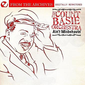 Count Basie - Ain't Misbehavin'-From the Archives [CD] USA import