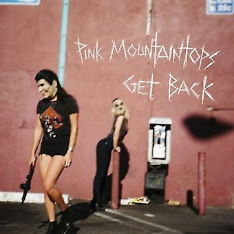 Pink Mountaintops - Get Back [CD] USA import