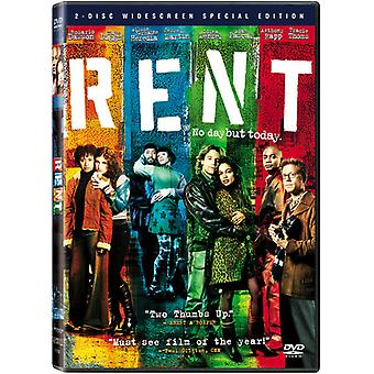 Rent [DVD] USA import