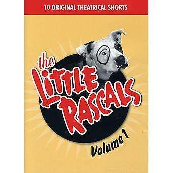 Lille slyngler - lille slyngler: Vol. 1 [DVD] USA import