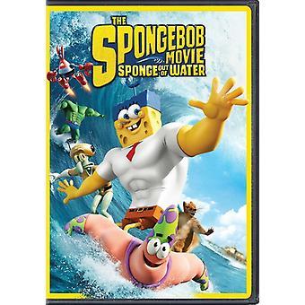 Spongebob Movie: Sponge Out of Water [DVD] USA import