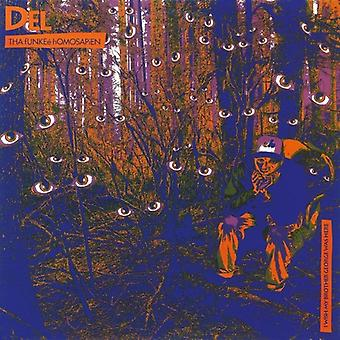 Del Tha Funkee Homosapien - je tiens mon frère George Was Here [Vinyl] USA import