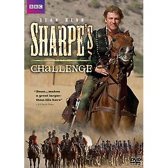 Sharpe's Challenge [DVD] USA import