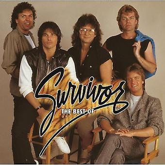 Survivor - bedste af Survivor [CD] USA importerer