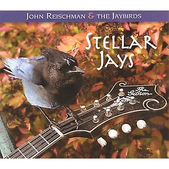 John Reischman & the Jaybirds - Stellar Jays [CD] USA import