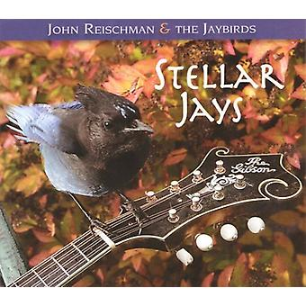 John Reischman & Jaybirds - stjernernes Jays [CD] USA importerer