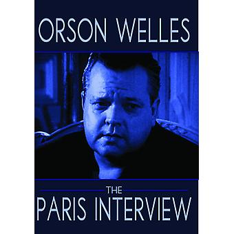Orson Welles: The Paris Interview [DVD] USA import