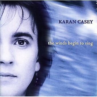 Karan Casey - Winds Begin to Sing [CD] USA import