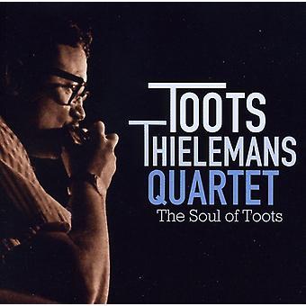 Toots Thielemans - ziel van Toots [CD] USA import