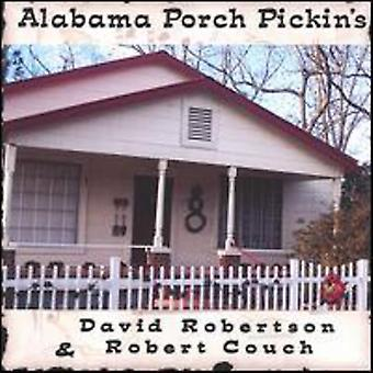 Sofaen & Robertson - Alabama veranda Pickins [CD] USA import
