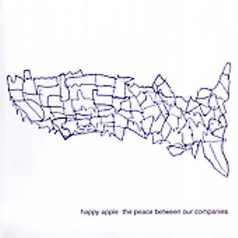 Glade Apple - fred mellem vores selskaber [CD] USA importerer