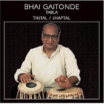 Bhai Gaitonde - Tabla [CD] USA import