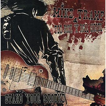 Mike Tramp & the Rock 'N' Roll Circuz - Stand Your Ground [CD] USA import