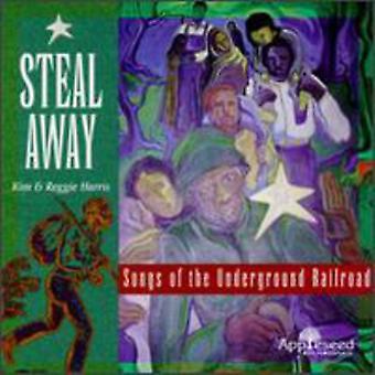 Kim Harris & Reggie - stjæle væk [CD] USA import