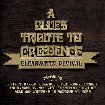 Blues Tribute to Creedence Clearwater Revival / Va - Blues Tribute to Creedence Clearwater Revival / Va [CD] USA import