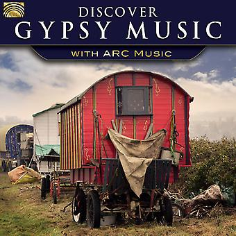 Discover Gypsy Music with Arc Music - Discover Gypsy Music with Arc Music [CD] USA import