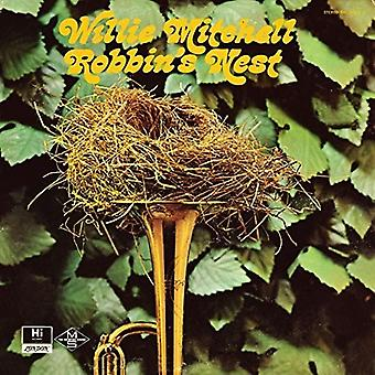 Willie Mitchell - Robbin's Nest [Vinyl] USA import