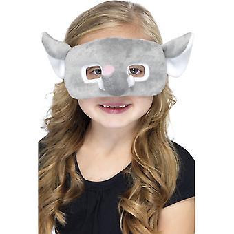 象マスク子供動物マスク象マスク目マスクぬいぐるみ子供衣装