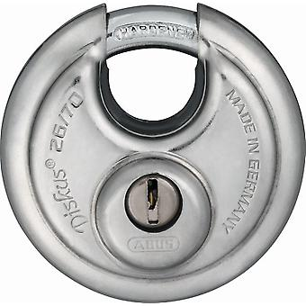 ABUS Anti Diskus padlock Keys Same drill 70MM 26/70 Ka Rr00613