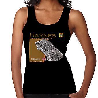 Haynes Owners Workshop Manual 0375 Ford Capri II V6 vrouwen Vest