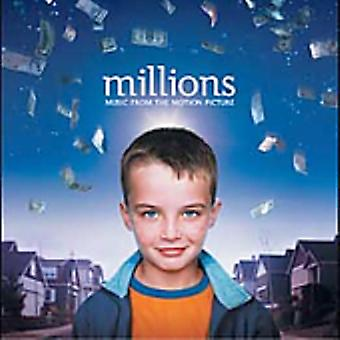 Miljontals - Soundtrack [CD] USA import