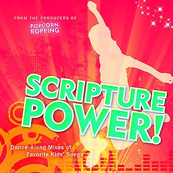 Various Artist - Scripture Power [CD] USA import