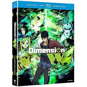 Dimension W: Season One [Blu-ray] USA import