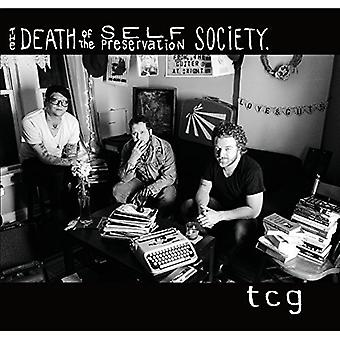 Two Cow Garage - Death of the Self-Preservation Society [CD] USA import