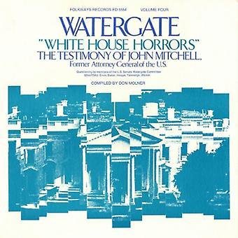 Watergate - Watergate: Vol. 4-White House Horrors: Testimony of John Mitc [CD] USA import