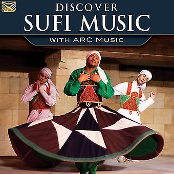 Olika Artist - Upptäck Sufi musik [CD] USA import