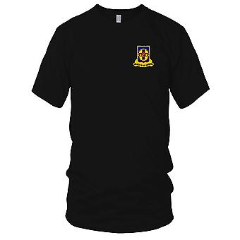 US Army - 40th Medical Battalion Embroidered Patch - Ladies T Shirt