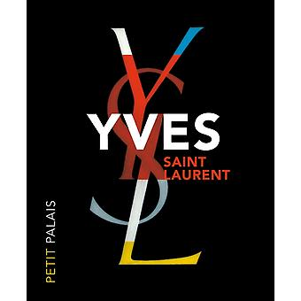 Yves St Laurent (Hardcover) by Chenoune Farid