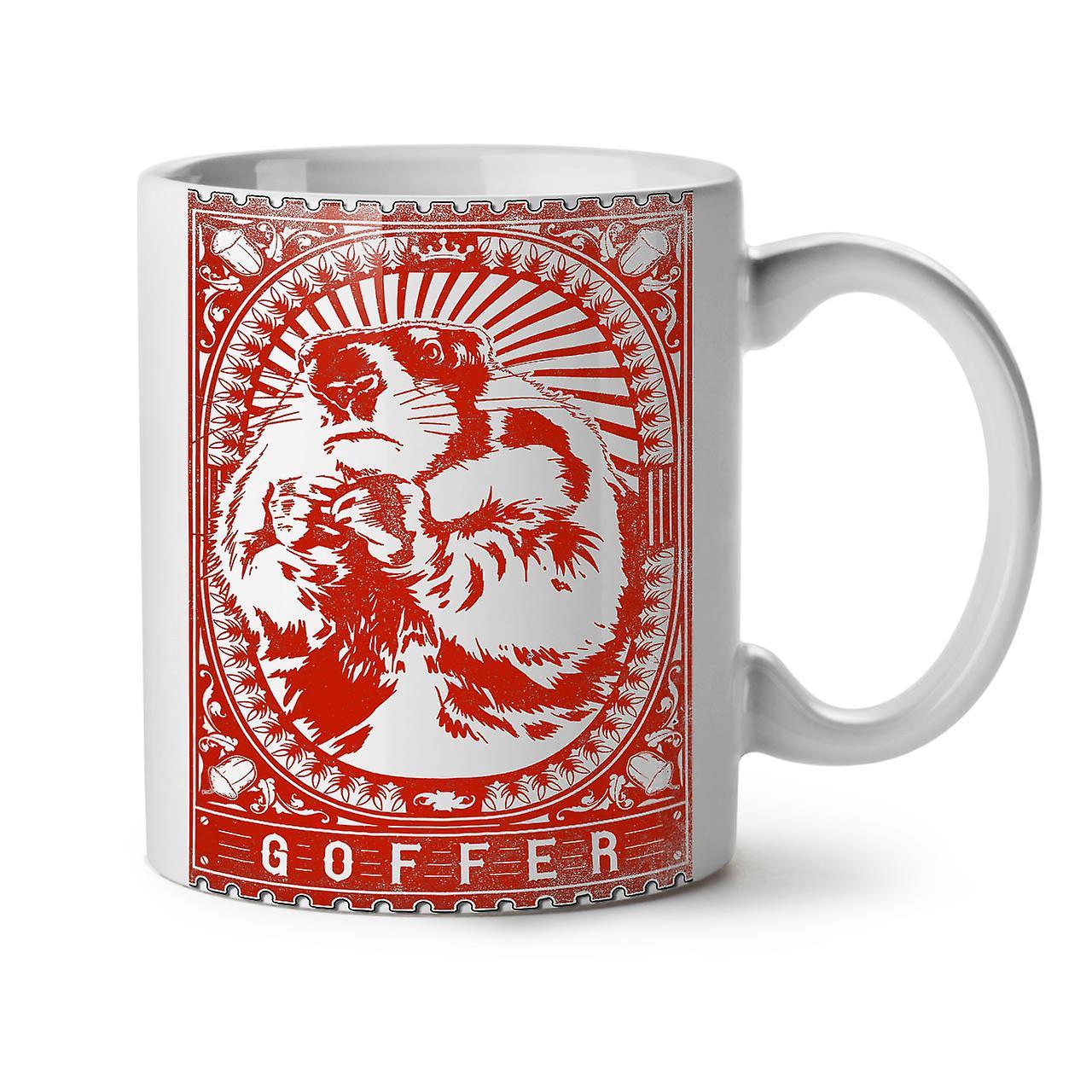 Céramique OzWellcoda Blanc 11 Café Goffer Hamster Thé Vintage Tasse Nouveau XuZTOPki