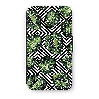 Samsung Galaxy S6 Flip Case - Geometric jungle