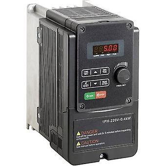 Frequency inverter Peter Electronic 2.2 kW 1-phase