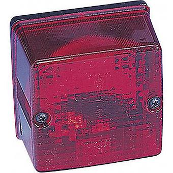 Bulb Rear fog lamp rear 12 V Red Se