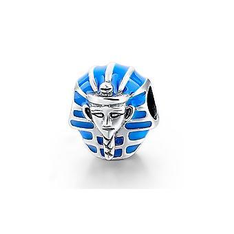 Египетский фараон в 925 Серебряный шарик прелести