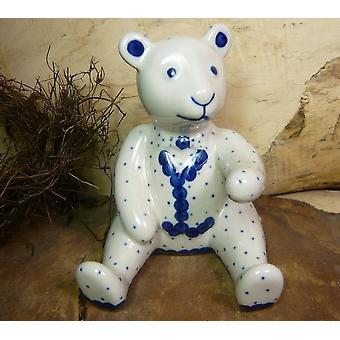 Teddy bear, 11.5 cm high, 26, BSN 8079 tradition